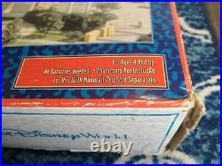 Walt Disney World Contemporary Resort Monorail Toy Accessory Complete Rare