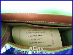 Walt Disney World Dooney & Bourke Tinker Bell Flower Crossbody Bag Purse, Nwt