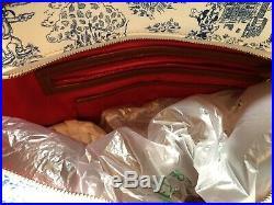 Walt Disney World Dooney & Bourse Toile Tote Bag Purse