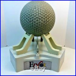 Walt Disney World Epcot Spaceship Earth Monorail Toy Accessory