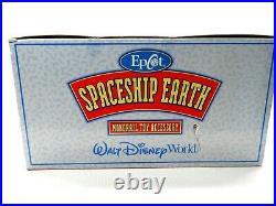 Walt Disney World Epcot Spaceship Earth Monorail Toy Accessory NIB