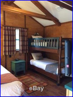 Walt Disney World Fort Wilderness Resort Cabins Guest Room Rug Prop