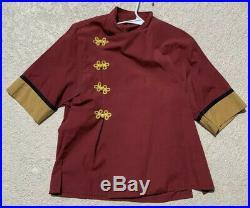 Walt Disney World Great Movie Ride Cast Member Costume Uniform Prop Vintage MGM