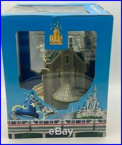 Walt Disney World Haunted Mansion Light Up Playset for Monorail, New In Box