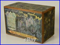 Walt Disney World Haunted Mansion Secret Panel Chest Puzzle Box With Drawer