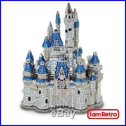Walt Disney World Jeweled Cinderella Castle by Arribas Brothers x Swarovski