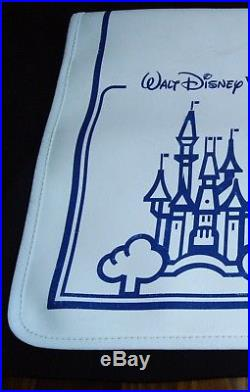 Walt Disney World Magic Kingdom Park Exclusive Vinyl Rope Sign Rare Display Prop