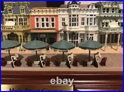 Walt Disney World Main St USA Main St Cinema & Uptown Jewelers By Olszewski