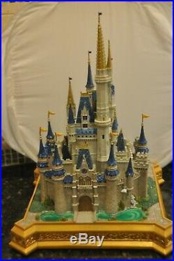 Walt Disney World Medium Big Figure Cinderella Castle