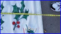 Walt Disney World Mickeys Very Merry Christmas Party Enterance banner 21 ft long
