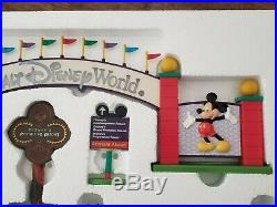 Walt Disney World Monorail Accessories Resort Signs Polynesian Contemporary WDW