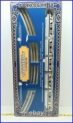 Walt Disney World Monorail Black Striped Playset Tested Working SE