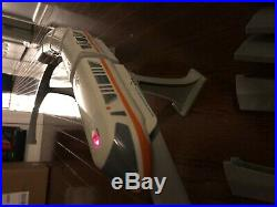 Walt Disney World Monorail Playset + EPCOT Spaceship Earth accessory, MINT