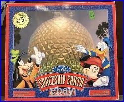 Walt Disney World Monorail Spaceship Earth Theme Park Exclusive