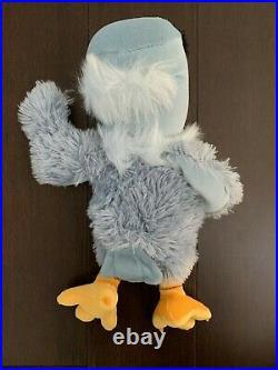 Walt Disney World Muppet Vision 3D Sam Eagle Plush American Flag Jim Henson
