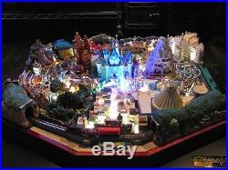 Walt Disney World My Disneyland Diorama Model Set Miniature DeAGOSTINI Figure