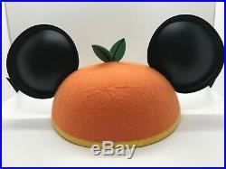 Walt Disney World Orange Bird Ear Hat 2012 VHTF Mickey ears EUC