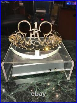Walt Disney World Park 50th Anniversary Celebration Tiara Crown NEW