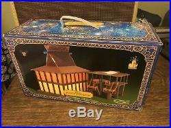 Walt Disney World Polynesian Resort Monorail Set Station Rare BRAND NEW ORIGINAL