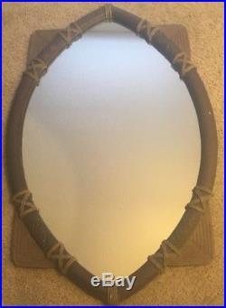 Walt Disney World Prop Disney's Polynesian Resort Guest Room Mirror