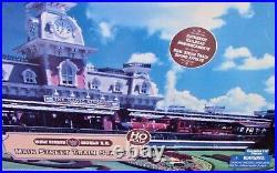 Walt Disney World RR MAIN STREET TRAIN STATION HO Scale Real Sound NEW