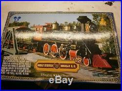 Walt Disney World R. R Rail Road Locomotive Train HO Scale +2-4/pack straights
