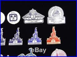 Walt Disney World Rare Pin Collection Years 1-12