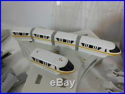 Walt Disney World Resort Monorail Epcot Playset Contemporary Hotel System Tram