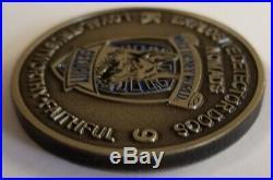 Walt Disney World Security Explosive Detective Dogs K9 K-9 Nomads Coin
