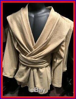 Walt Disney World Star Wars Galaxys Edge Jedi Tunic Costume Size Adult 2XL 3XL