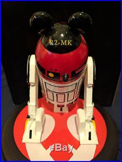 Walt Disney World Star Wars Weekends 2012 R2MK Droid Limited ed