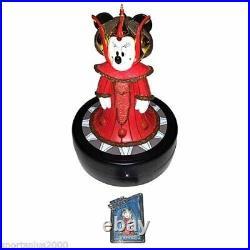 Walt Disney World Star Wars Weekends Minnie Mouse As Queen Amidala Figure New