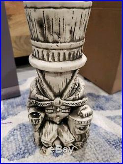 Walt Disney World Trader Sams Grog Grotto Limited Edition Hatbox Ghost Tiki Mug