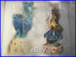 Wdcc Small World PERU Allilanchu box and coa Walt Disney Classics figurine